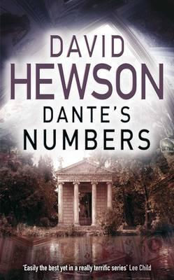 Dante's Numbers Aka the Dante Killings, Hewson, David