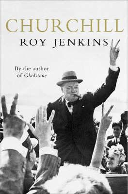 Churchill: A Biography, Jenkins, Roy