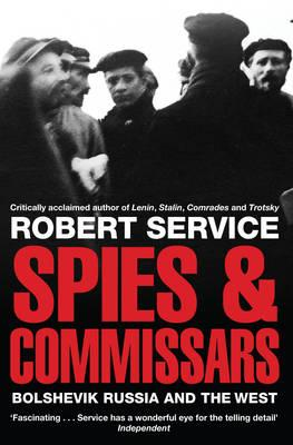 Spies and Commissars, service, robert