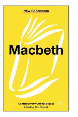 Shakespeare: Macbeth (St Antony's/MacMillan Series)