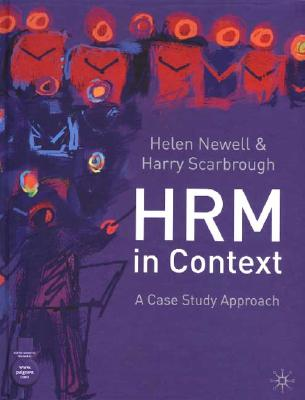 Image for Human Resource Management in Context: A Case Study Approach
