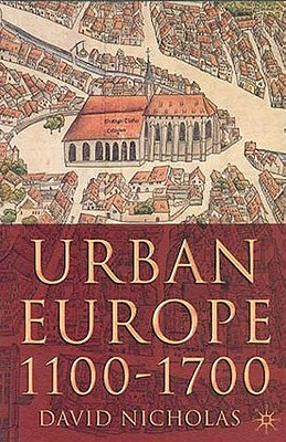 Image for Urban Europe, 1100-1700