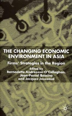 Image for Changing Economic Environment in Asia: Firms' Strategies in the Region