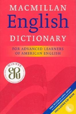 Image for Macmillan English Dictionary: For Advanced Learners of American English; includes CD-ROM