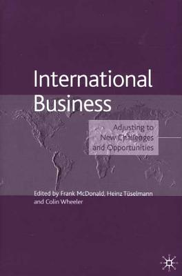 Image for International Business: Adjusting to New Challenges and Opportunities