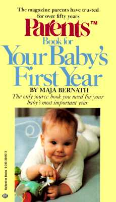Image for BOOK FOR YOUR BABY'S FIRST YEAR