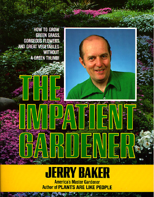 Image for IMPATIENT GARDENER