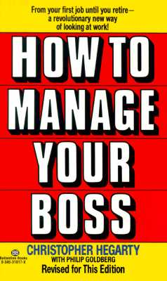 Image for How to Manage Your Boss