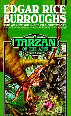 Tarzan of the Apes (Tarzan), EDGAR RICE BURROUGHS