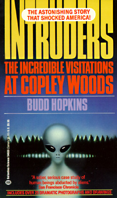 Image for Intruders: The Incredible Visitations at Copley Woods