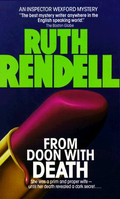 From Doon with Death, Ruth Rendell