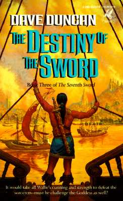 Image for Destiny of the Sword (Seventh Sword, Book 3)