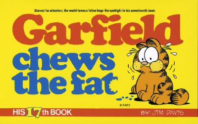Image for Garfield Chews the Fat: His 17th Book