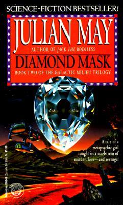 Image for Diamond Mask (Galactic Milieu Trilogy)
