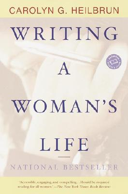 Image for WRITING A WOMAN'S LIFE