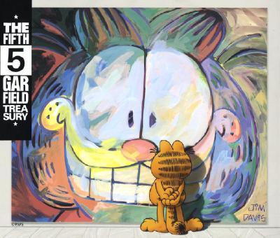 Image for The Fifth Garfield Treasury