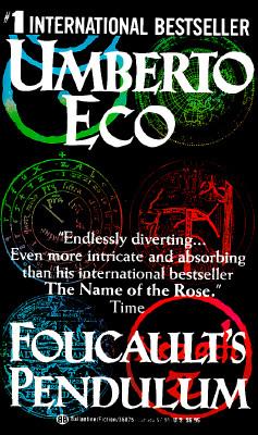 Foucault's Pendulum, Eco, Umberto