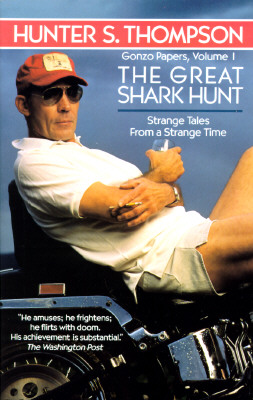 Image for Great Shark Hunt (Gonzo Papers)