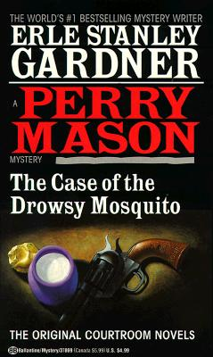 Image for The Case of the Drowsy Mosquito