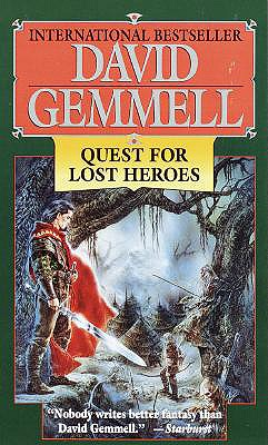 Quest for Lost Heroes, DAVID GEMMELL