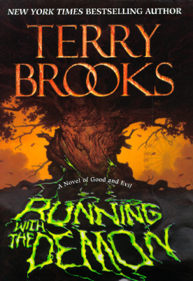 Image for Running with the Demon (The Word and the Void Trilogy, Book 1) (Trolltown)