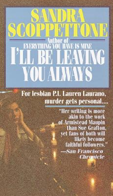 Image for I'LL BE LEAVING YOU ALWAYS