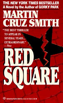 Red Square, MARTIN CRUZ SMITH