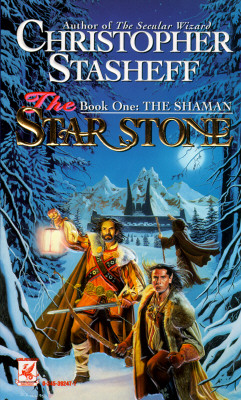 Image for The Shaman (The Star Stone, Book 1)