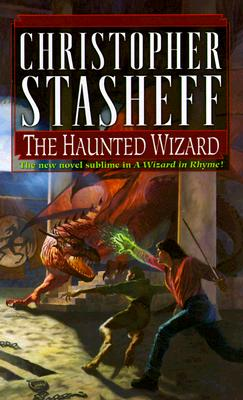 Image for The Haunted Wizard (Wizard in Rhyme, A)