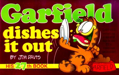 Image for GARFIELD DISHES IT OUT
