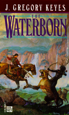 Image for The Waterborn (Chosen of the Changeling, Book 1)