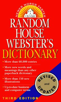 Image for Random House Webster's Dictionary : Second Edition