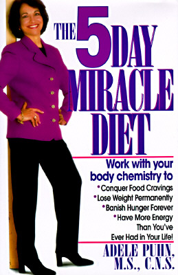 Image for 5-Day Miracle Diet