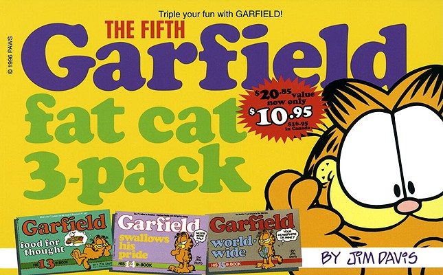 Image for Garfield Fat Cat Three Pack Volume V (Vols 13-15) (No.5)