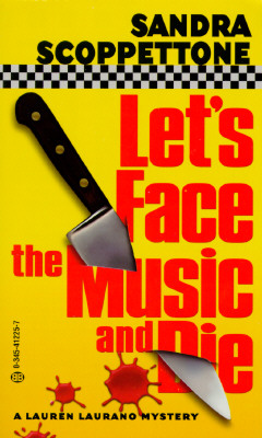 Image for Let's Face the Music and Die (Lauren Laurano Mysteries)