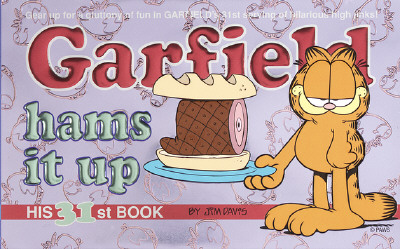 Image for GARFIELD HAMS IT UP