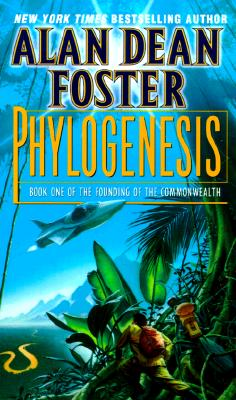 "Image for ""Phylogenesis: Book One of The Founding of the Commonwealth (Founding of the Commonwealth, Bk 1)"""