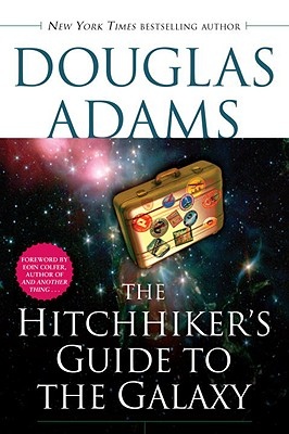 Image for The hitchhiker's guide to the galaxy