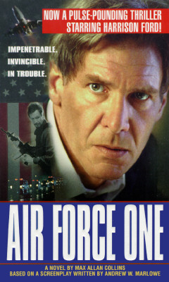 Image for Air Force One: A Novel