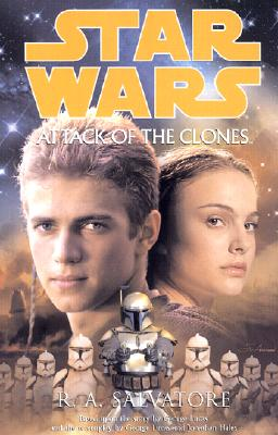 Image for Attack of the Clones (Star Wars Episode II)