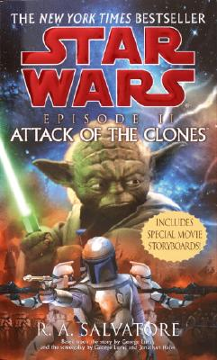 Star Wars, Episode II: Attack of the Clones, Salvatore, R. A.