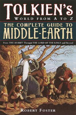 Image for Tolkien's World from A to Z: The Complete Guide to Middle-Earth