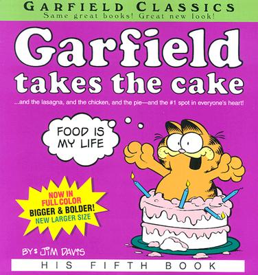 Image for GARFIELD TAKES THE CAKE