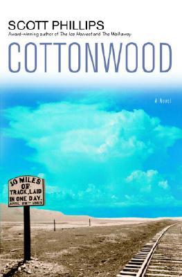 Image for COTTONWOOD A NOVEL