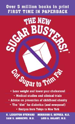 Image for The New Sugar Busters! Cut Sugar to Trim Fat