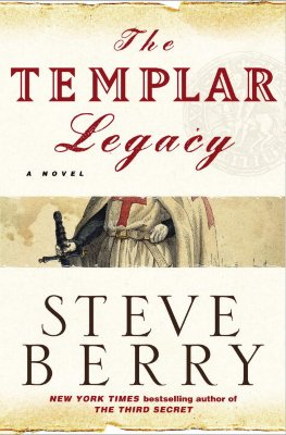 Image for The Templar Legacy: A Novel