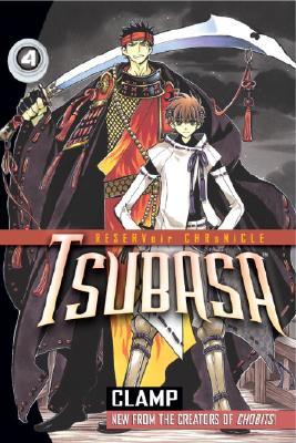 Tsubasa: Reservoir Chronicle, Volume 4, CLAMP