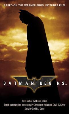 Image for BATMAN BEGINS