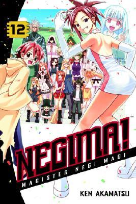 Image for Negima!: Magister Negi Magi, Vol. 12