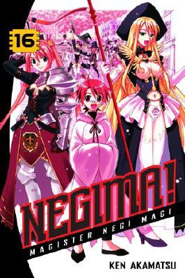 Image for Negima!: Magister Negi Magi, Vol. 16